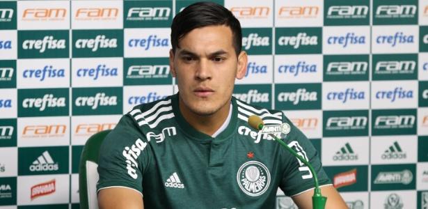 Paraguaio Gustavo Gómez tem chance de fazer sua estreia contra o Vasco