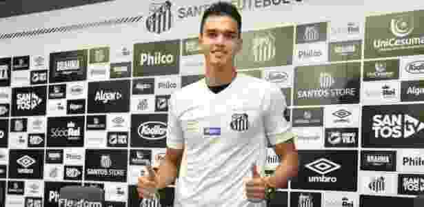 Felipe Aguilar chega com moral, mas Gustavo Henrique e Luis Felipe estão em alta -  Ivan Storti/Santos FC