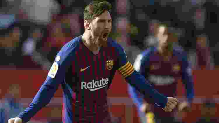 Messi - JORGE GUERRERO / AFP) - JORGE GUERRERO / AFP)