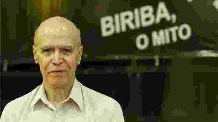 Biriba, ex-jogador de tênis de mesa - Divulgação/CBTM - Divulgação/CBTM