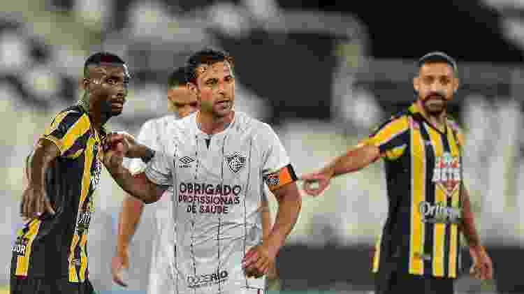 Fred - Thiago Ribeiro/Agif - Thiago Ribeiro/Agif