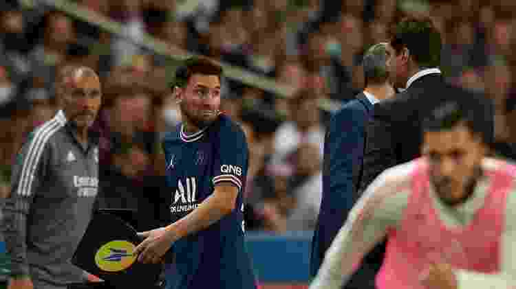 Messi Pochettino - Jose Breton/Pics Action/NurPhoto via Getty Images - Jose Breton/Pics Action/NurPhoto via Getty Images