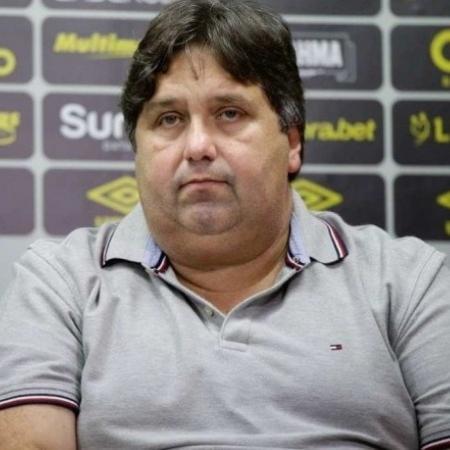 Vice-presidente de futebol do Sport, Nelo Campos - Anderson Stevens / Sport