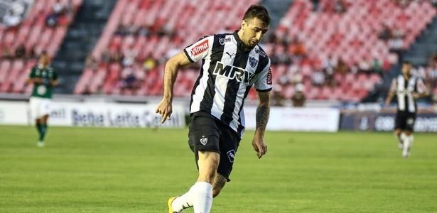 Lucas Pratto é cobiçado por clubes da China, mas Atlético-MG não quer liberar o atacante