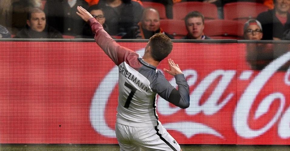 Griezmann comemora gol da França