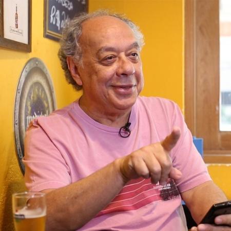 José Trajano terá convidados como Washington Olivetto, Marcelo D2 e Chico Pinheiro - Reprodução/TV UOL