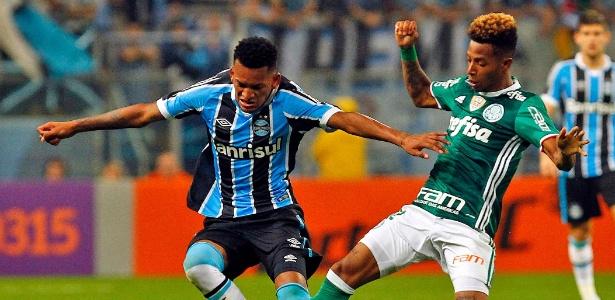 Jaílson, do Grêmio, será titular na ausência de Walace, vendido ao Hamburgo