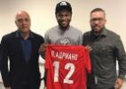 Vendido pelo Milan, Luiz Adriano é apresentado no Spartak Moscou - Reprodução