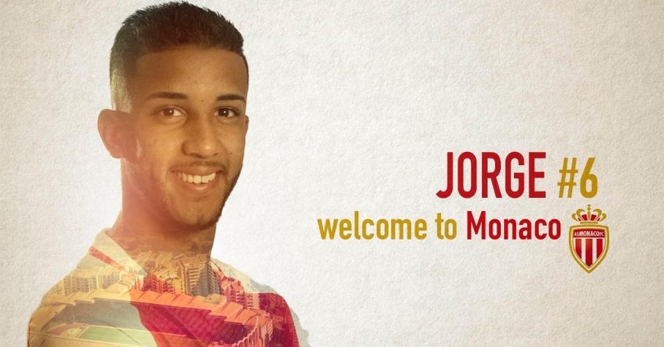 Jorge no Monaco