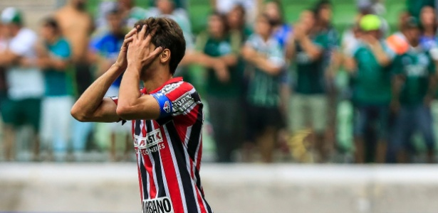 Rodrigo Caio será examinado nesta quinta-feira