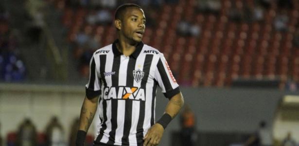 Robinho não abriu negociações com o Santos, mas estafe levará proposta se chegar