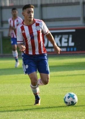 Anibal Gabriel aceitou o convite para defender o Paraguai no Mundial sub-17