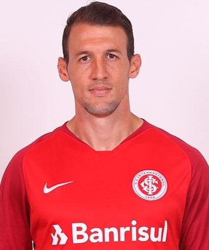 Danilo Aparecido da Silva, zagueiro do Inter