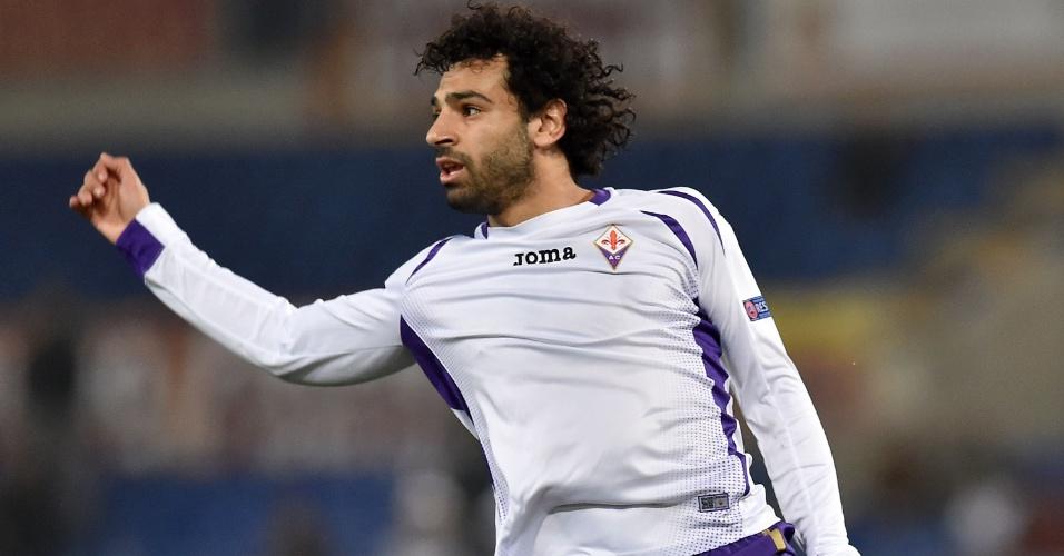 A carreira europeia de Salah começou a dar certo a partir do empréstimo à Fiorentina, em 2015