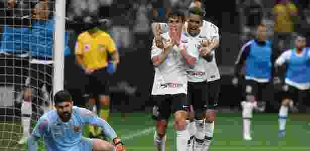Equipe que venceu o Vasco na Arena deve ser mantida por Jair Ventura - FELIPE RAU/ESTADÃO CONTEÚDO