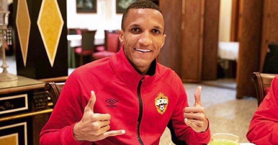 Rodrigo Becão CSKA