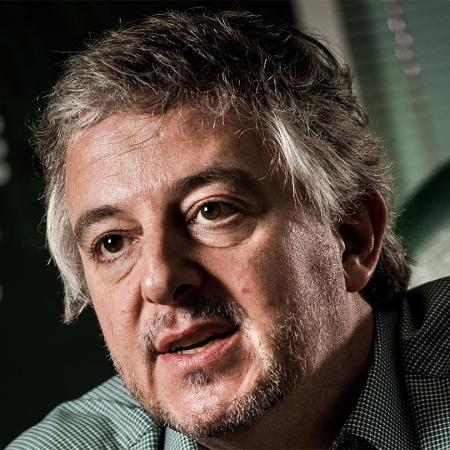 Paulo Nobre, ex-presidente do Palmeiras, defende manutenção de Abel Ferreira - Keiny Andrade - 24.nov.2016 / Folhapress