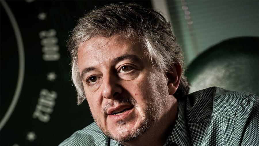 """Paulo Nobre se diz preocupado com """"falta de medo"""" de errarem contra o Palmeiras"""