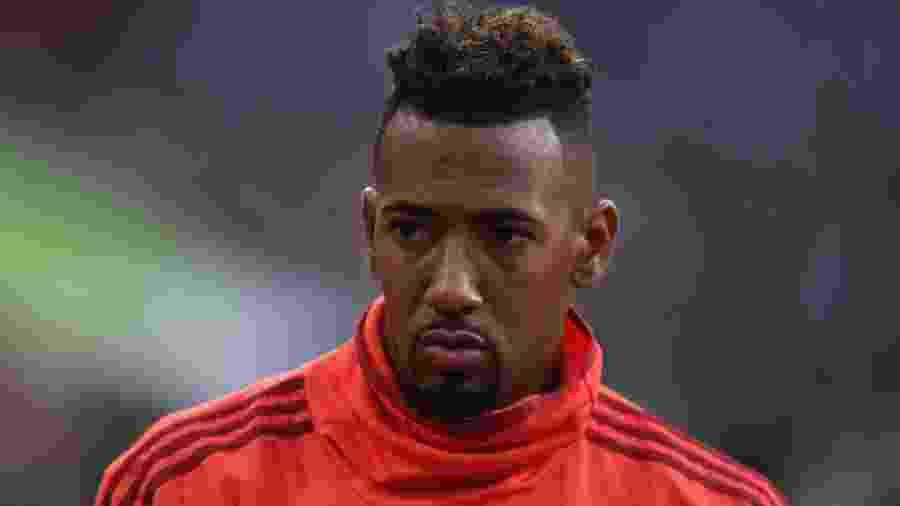 Jérome Boateng, zagueiro do Bayern de Munique - Christof STACHE / AFP