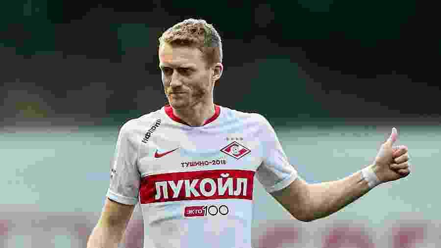 Andre Schurrle é um dos destaques do Spartak Moscou na atual temporada - Quality Sport Images/Getty Images