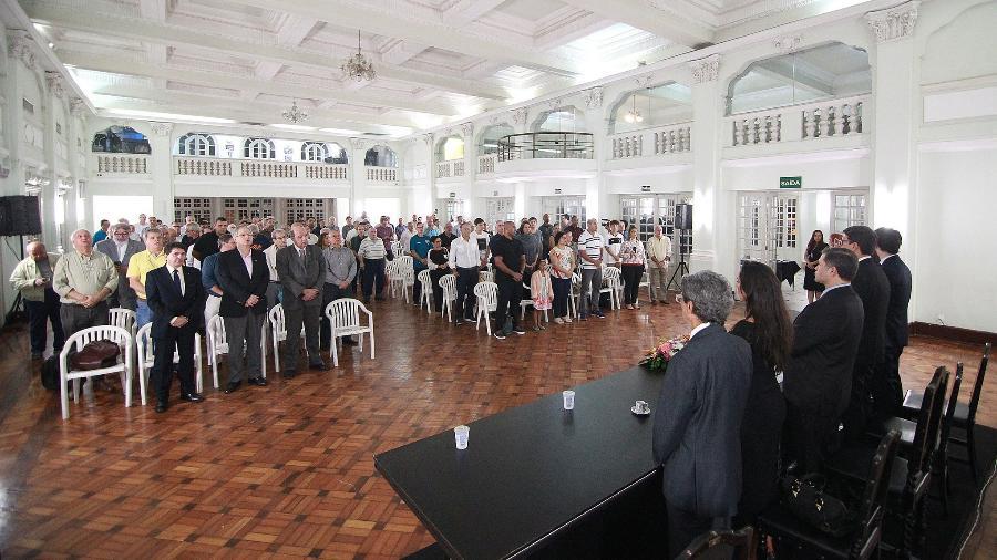 Botafogo foca no projeto para virar empresa após se garantir na elite do futebol brasileiro - VITOR SILVA/BOTAFOGO