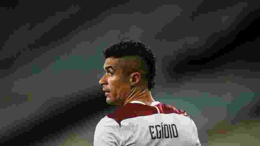 Egídio chegou ao Fluminense para ocupar vaga deixada por Caio Henrique, destaque de 2019 - Lucas Merçon / Fluminense F.C.