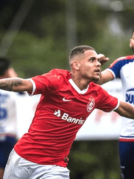 Matheus Monteiro não é mais atleta do Sub-20 do Internacional  - Reprodução