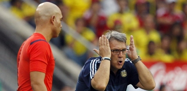 Tata Martino deixou recentemente o comando da seleção argentina após crise na AFA
