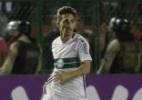 Coritiba bate lanterna em noite de '1ºs gols' e antecipa classificação (Foto: Divulgação/Coritiba)