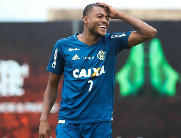 Marcelo Cirino enfrenta resistência da torcida para reescrever história no Flamengo - Gilvan de Souza/ Flamengo