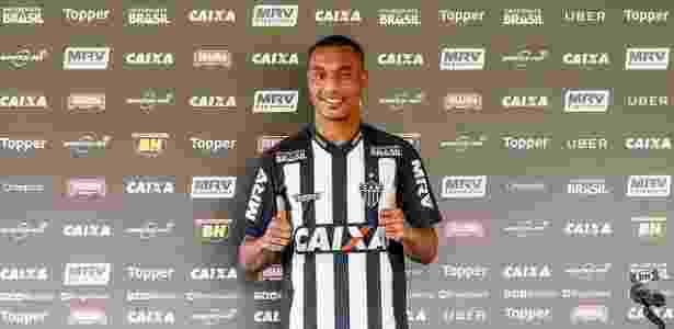 Leandrinho, do Atlético-MG - Bruno Cantini/Atlético-MG - Bruno Cantini/Atlético-MG