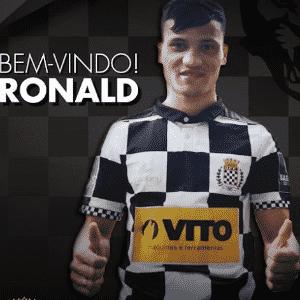 Ronald é anunciado pelo Boavista, de Portugal, e deixa o Inter - Divulgação