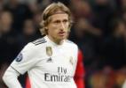 """Modric exalta amizade com CR7 e brinca: """"Nunca jogarei com Messi"""" - REUTERS/Tatyana Makeyeva"""