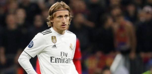 Internazionale manifestou interesse em Modric, mas vetou a contratação em janeiro