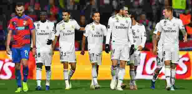 Real Madrid - JOE KLAMAR / AFP - JOE KLAMAR / AFP