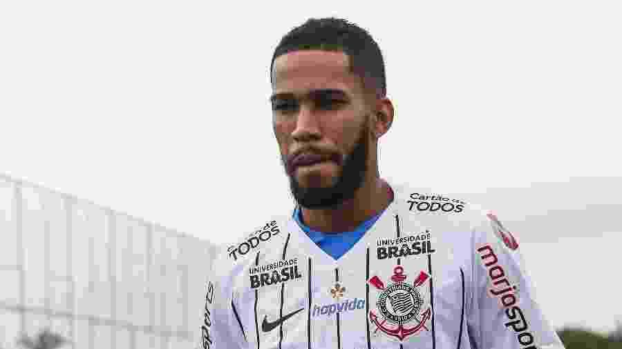 Atacante Everaldo deve ser relacionado para o jogo contra a Ponte Preta, em Campinas, pela terceira rodada da competição - Rodrigo Gazzanel/Agência O Dia/Estadão Conteúdo