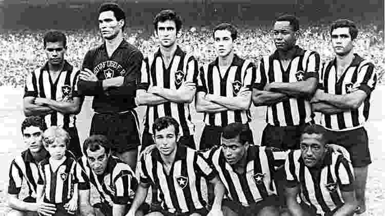 Botafogo conquistou o título nacional de 1968 apenas em 1969 - Site oficial Botafogo - Site oficial Botafogo