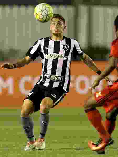 Dierson pelo Botafogo - Vitor Silva/SSPress/Botafogo - Vitor Silva/SSPress/Botafogo