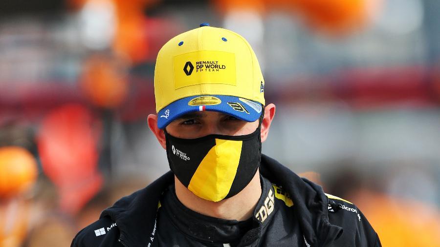 Esteban Ocon ficou de fora do grid em 2019, mas voltou em 2020 com a Renault - XPB / James Moy Photography Ltd.