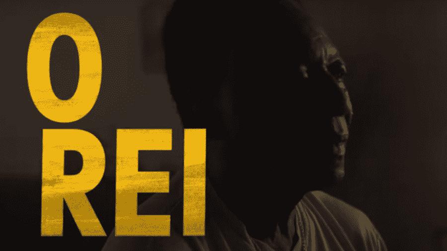Teaser do documentário da Netflix sobre Pelé - Reprodução