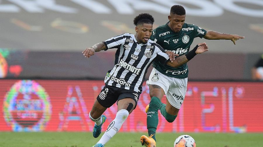 Palmeiras e Santos decidiram a Libertadores 2020 - Alexandre Loureiro/Conmebol