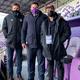 Ronaldo recebe Bruno Gagliasso e Paulo André no estádio do Valladolid - Reprodução/Instagram
