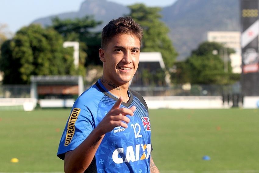 Romarinho vem tendo mais oportunidades com a chegada de Jorginho ao Vasco