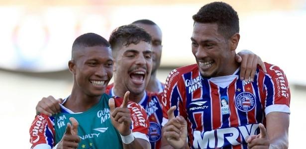Hernane Brocador tem contrato com o Bahia até dezembro deste ano