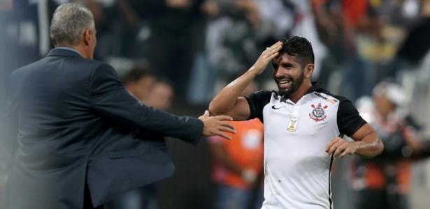 Guilherme reencontra o Atlético-MG nesta quarta, em Belo Horizonte