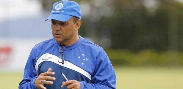 Delamore estará à frente do Cruzeiro nesta noite de quinta-feira, pela Copa do Brasil