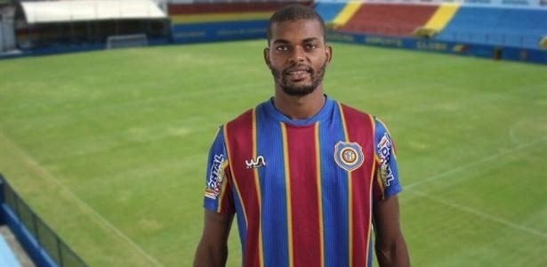 Jorge Felipe fez três gols pelo Madureira no Carioca, sendo dois contra o Flu - Divulgação/Site oficial do Madureira