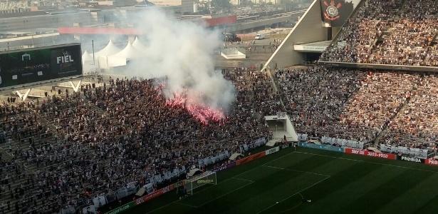 Arena Corinthians leva vantagem sobre Pacaembu