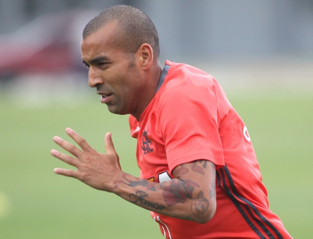 Emerson Sheik já tem destino praticamente selado no Flamengo