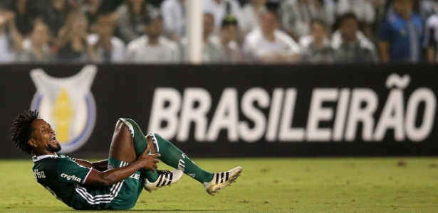 Zé Roberto corre risco de ficar fora de partida contra o Atlético-MG